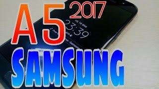 Samsung Galaxy A5 2017 (A520F) подробный обзор и тест. A5 2017 почти идеальный
