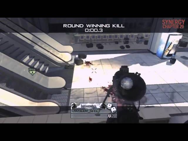 FaZe Clan Vs. Synergy | Trickshot Montage | MUSTWATCH