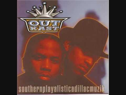 Outkast - Southernplayalisticadillacmuzik
