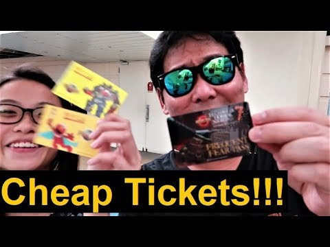 Halloween Horror Night 7 - 2017 - Info and Tips - Universal Studios Singapore