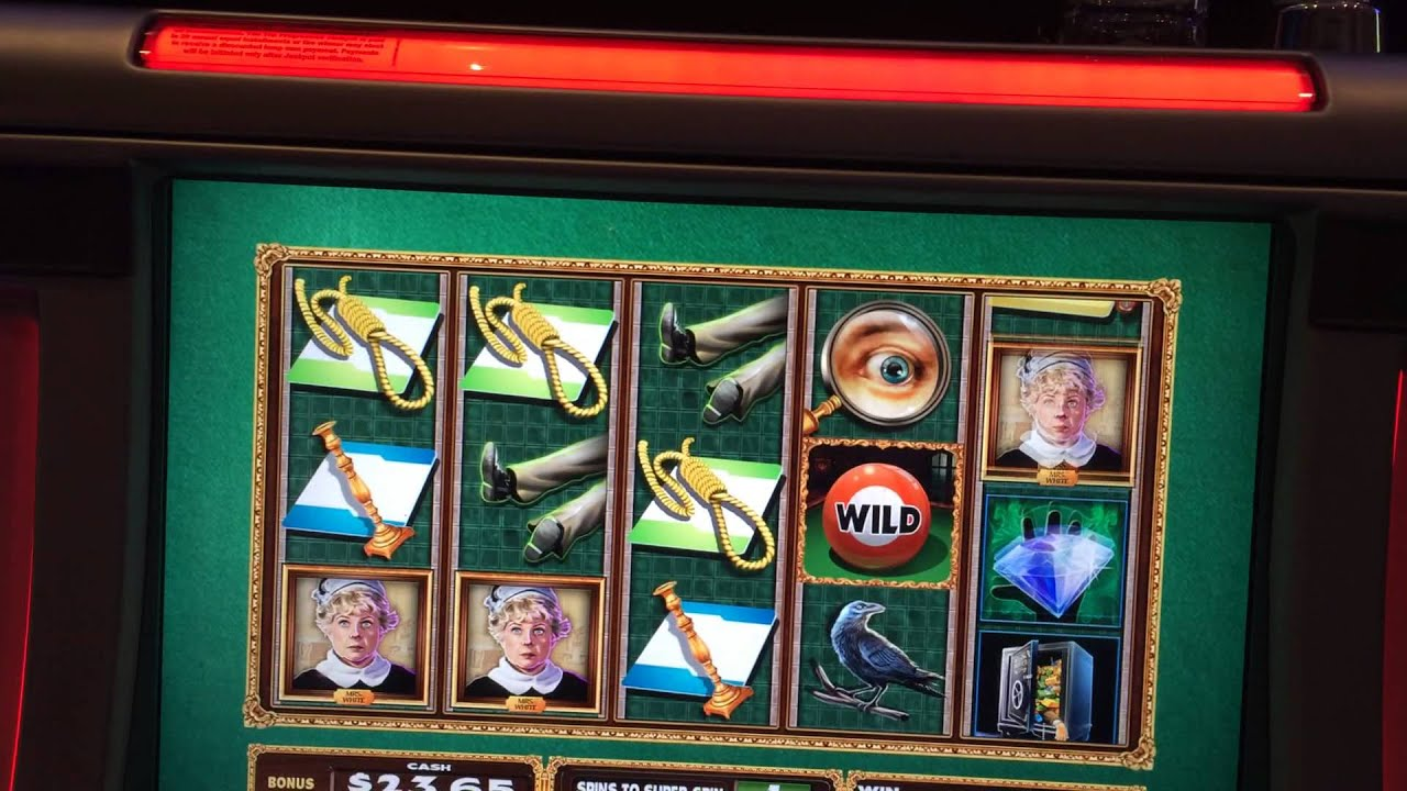 Slots feature clue