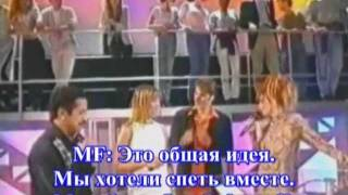 22-5)---MYLENE FARMER---Rus sub---Collection of TV, Exclusive video, Interview( 1996)