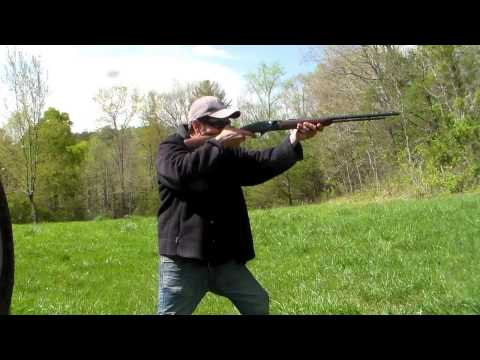 Remington Speedmaster 552 Shooting Steel