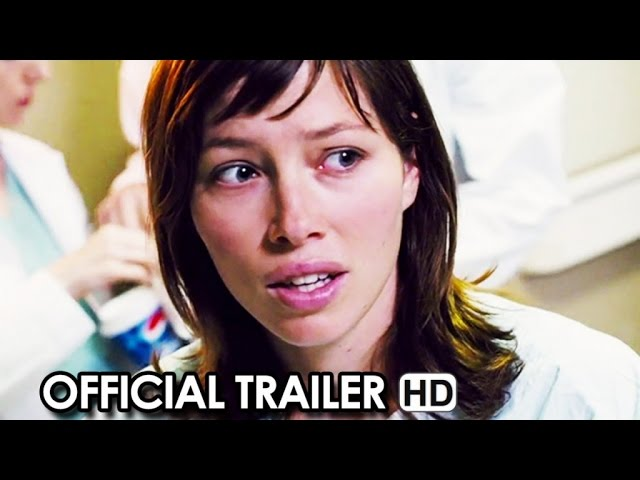 Accidental Love Official Trailer #1 (2015) - Jessica Biel, Jake Gyllenhaal Movie HD