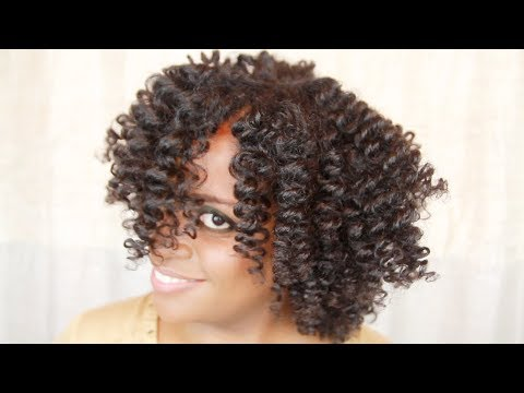 55 Take Down Chunky Bantu Knot Out On Natural Hair