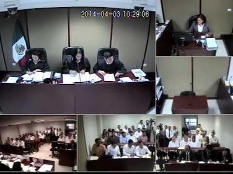Juicio Oral Homicidio Calificado Video 1