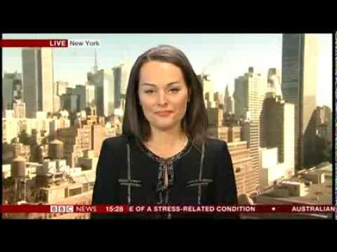 US stocks rally - BBC interview