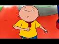 Caillou en Español - Leven anclas | Leven anclas - Dibujos infantiles
