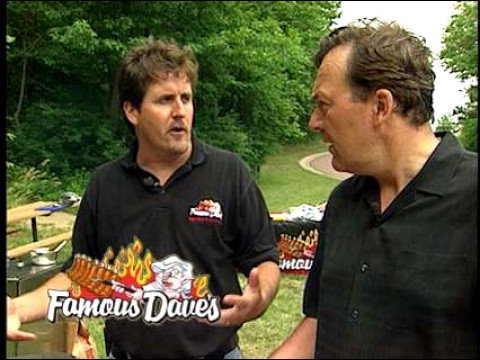 BBQ Hamburgers - Famous Dave&#039;s Que Tips Recipe