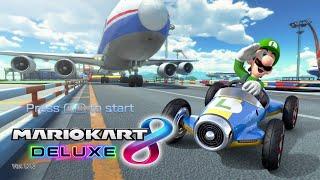 The Ultimate Mario Kart 8 Deluxe , SMO and Super Mario Galaxy Stream #75 , 30, 1