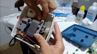 Inalador NS Compact  não vaporiza - Solucionando.