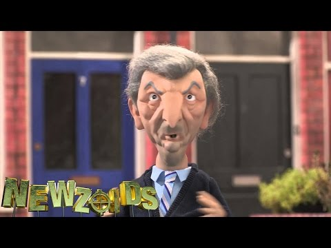 Newzoids - Top Gear Auditions, Roy Hodgson, episode 1