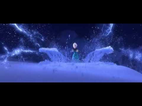 "Disney's Frozen ""Let It Go"" gezongen door Willemijn Verkaik 