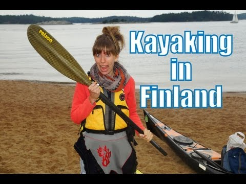 Sea Kayaking around Kimito Island, Hogsara and the Archipelago | Visit Finland Travel Video