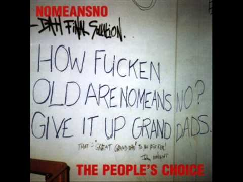 Nomeansno - I Can