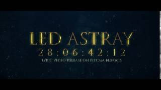 Led Astray   Offical Video Trailer 28064212