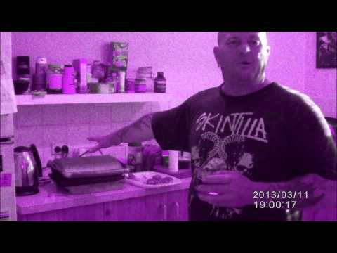 Us Kuntz cooking-The pig burger part 3/3