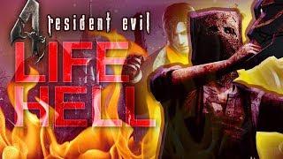 Resident Evil 4-Life In Hell-Parte 2: Se Adentrando Mais Na Vila!