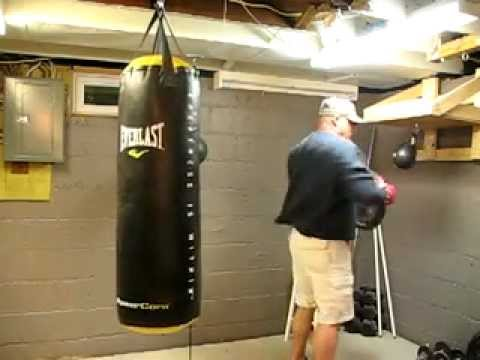 Everlast Heavy Bag Workout Image 1