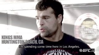FOX Sports 1: Shogun Trains at Kings MMA