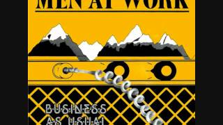 Watch Men At Work Helpless Automaton video