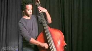 Edwin Livingston 12 Bar Blues Progression for Upright Bass