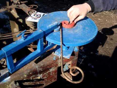 Станок холодной ковки металла своими руками