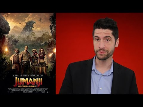 Jumanji: Welcome To The Jungle - Movie Review
