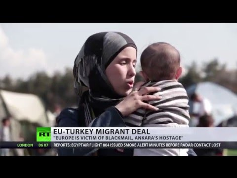 EU migrant deal at risk? Greek judges rule Turkey 'unsafe' for refugees