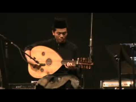 Khazrin Solo Gambus(oud).mp4 video