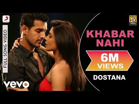 Dostana - Khabar Nahi Video | Priyanka Chopra, Abhishek, John
