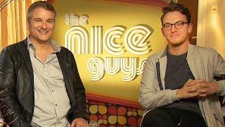 Jack Howard & Shane Black | Talking filmmaking
