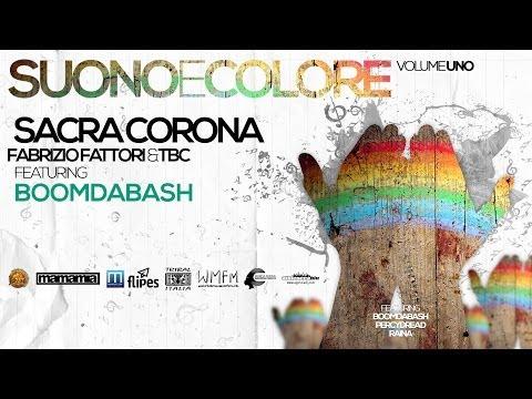 SACRA CORONA – Fabrizio Fattori & Tbc Feat BOOMDABASH – SUONOECOLORE – Afro music