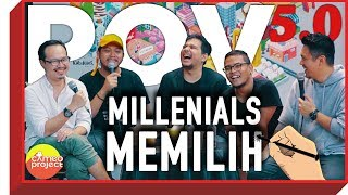INDONESIA YOUTUBERS CLUB : KENALI CALON PILIHANMU feat. COKI, MUSLIM & ENO BENING