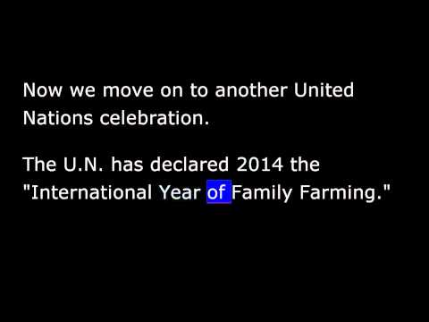 VOA Special English 2014 - AS IT IS - Miracle of Quinoa - U.N. - Year of the Family Farm