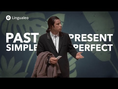 КАК НЕ ПУТАТЬ PRESENT PERFECT и PAST SIMPLE?