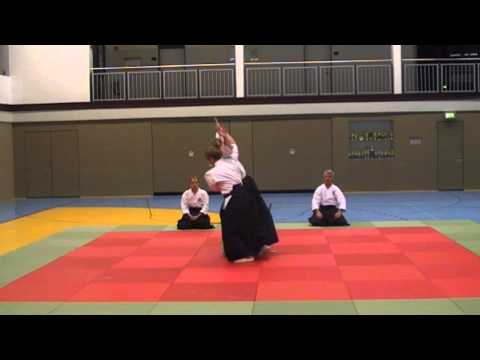 Shudokan Aikido Demonstration Image 1