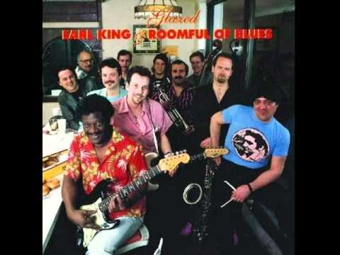 Earl King&Roomful Of Blues - Three Can Play The Game