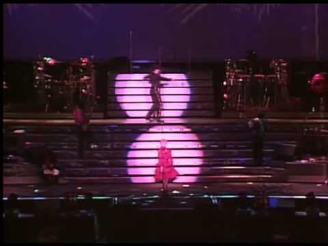 Madonna - La Isla Bonita [who's That Girl Tour] video