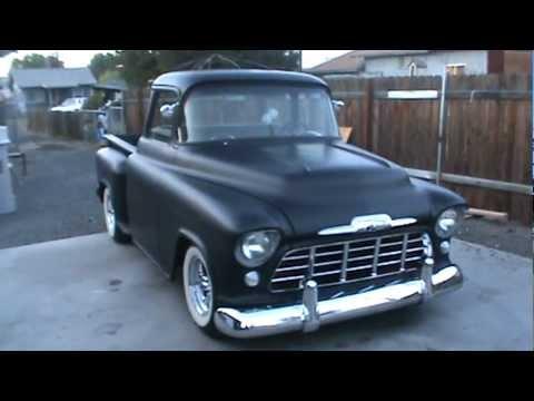 1955 Chevy Truck Update