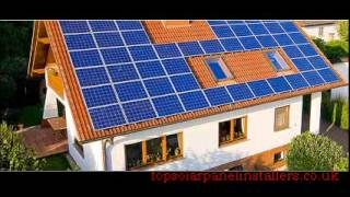 Solar panels installation by installers Warrington, Runcorn, Wid