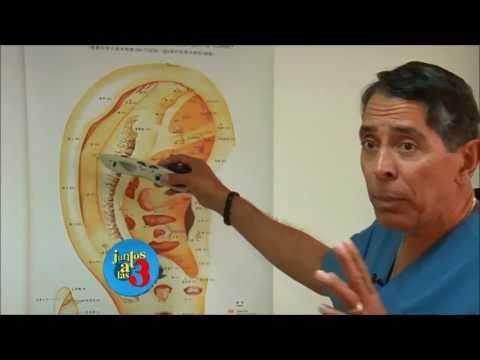 Electro acupuntura o acupuntura electrónica
