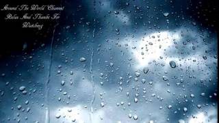[5 hours of relaxing music] Natural Sound Rain And Thunder storm