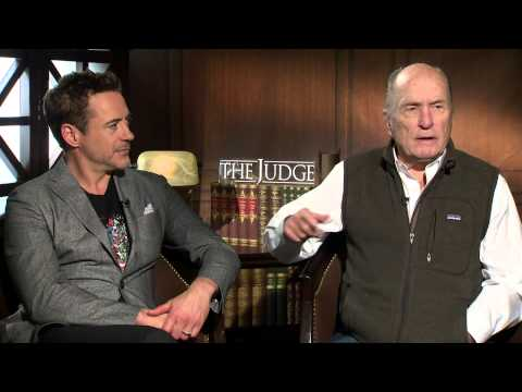 Robert Downey Jr. and Robert Duvall on 'The Judge' and best actors they've worked with