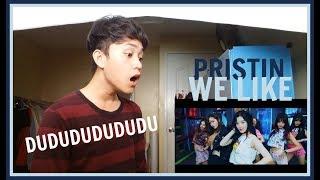 PRISTIN(프리스틴) _ WE LIKE MV REACTION