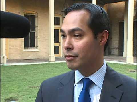 Julian Castro y su futuro político.