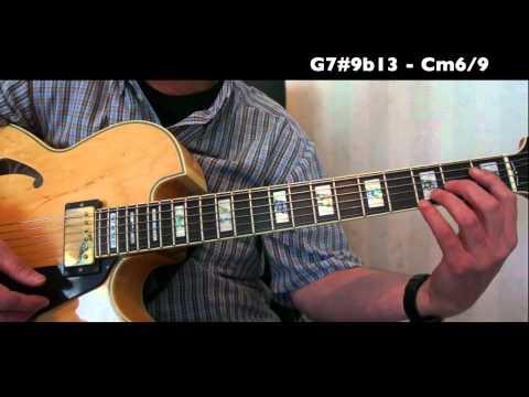 Lessons - Blues - Minor Blues Jazz