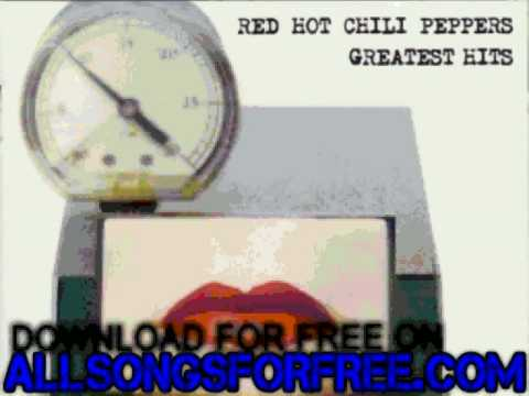 red hot chili peppers - Soul To Squeeze - Greatest Hits