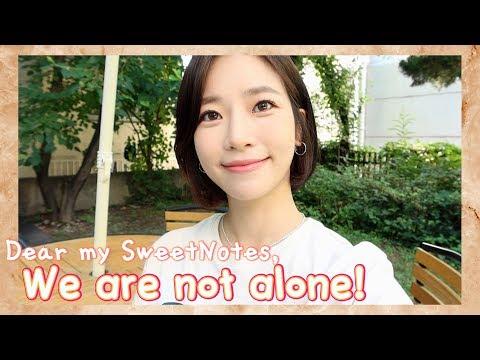 "Download EN/日 소중한 스윗노츠 분들께 -""I Am Not Alone"" 활동을 마치며- 소리 Mp4 baru"