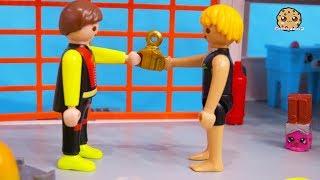 It's Mine ! Strange Ocean Part 4 Playmobil Toy Series by Cookie Swirl C